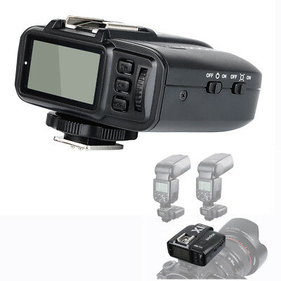 Godox X1T-C 2.4G E-TTL Transmitter Wireless Speedlite Flash Trigger For Canon