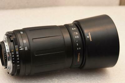Nikon DSLR fit Tamron 100-300mm AF  Zoom Lens GOOD CONDITION