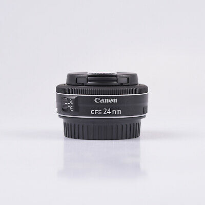 Canon EF-S 24mm f/2.8 STM Objectif