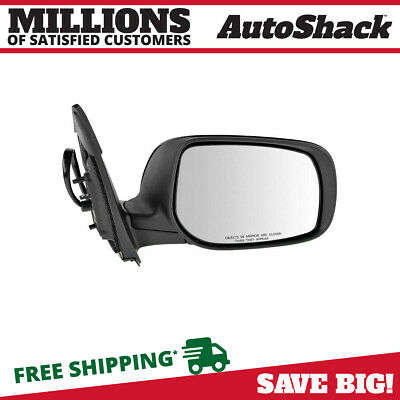 Power Heated Paint to Match Passenger Right Side Mirror for 2009 Toyota Corolla
