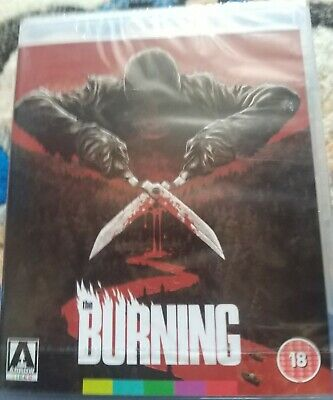 The Burning - [Dual Format Edition - DVD & Blu ray] NEW & SEALED