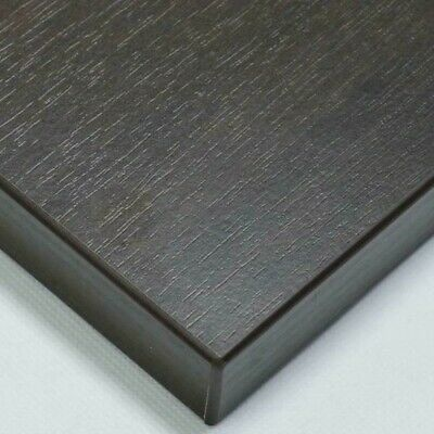 Square and Rectangle Restaurant Table Top Cafe Dining Bar Club Wenge Melamine