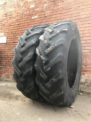 Good Year Super Traction Radial 18.4 R38 (460/85 R38) Tractor Tyres