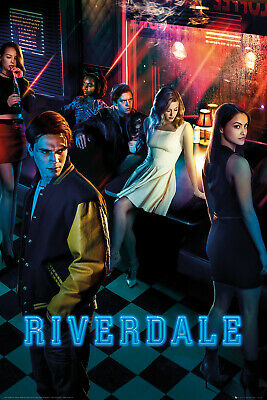Riverdale Season One Key Art Maxi Poster Print 61x91.5cm | 24x36 inches