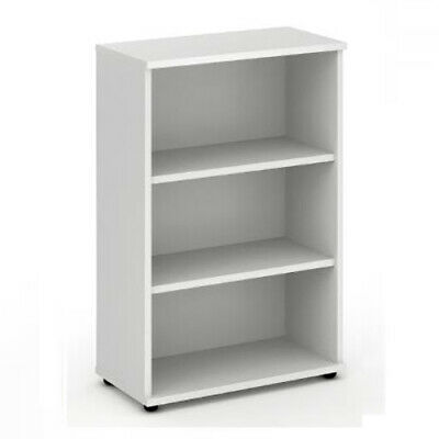 Impulse 1200mm Bookcase White