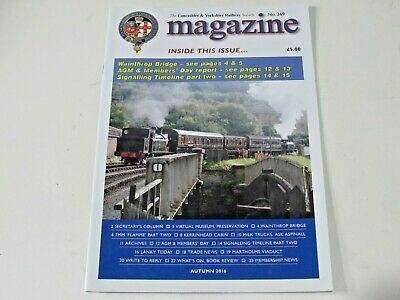 LANCASHIRE AND YORKSHIRE RAILWAY SOCIETY MAGAZINE Nos. 213 - 269 INCLUSIVE