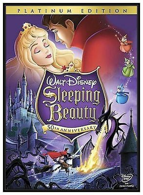 Sleeping Beauty (DVD, 2008, 2-Disc Set)-50th Anniversary Platinum Edition  NEW!