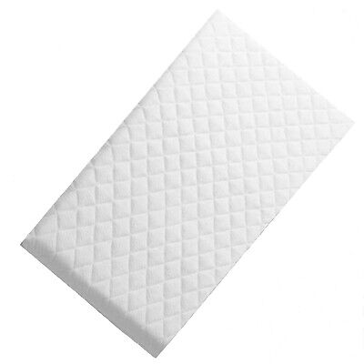 """Super Soft Breathable """"BABY CRIB  MATTRESS"""" Thick Quilted Pram/Cot/Basket Comfy"""