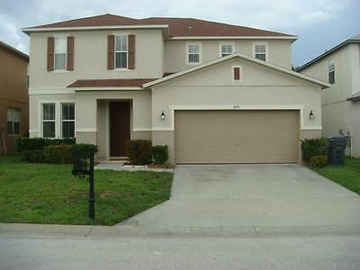 'BigDisneyVilla' 4 Bed Pool/spa Orlando Home Disney/Golf courses sleeps up to 8