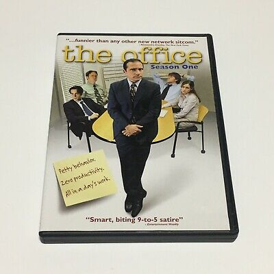 The Office Season 1 And 2 DVDs Season 2 Sealed