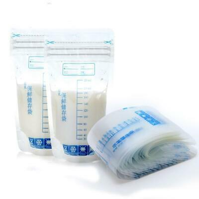 30Pcs/Bag Baby Food Freezer Container Bags Breast Milk Storage Container F