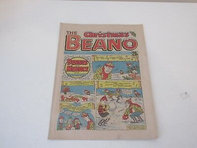 BEANO COMIC - No 2371- December 26th 1987 - Christmas Issue  - VGC