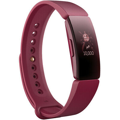New Fitbit Inspire - FB412BYBY - Sangria