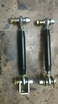 Honda Crx Civic 88-91 Lca Lower Control Arm Stabilizers traction bar ktuned