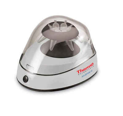 Thermo Scientific mySPIN 6 Mini Centrifuge & Accessories (New)