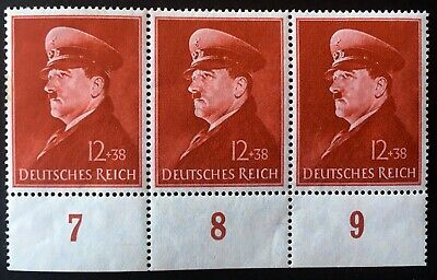 GERMANY #B190 MNH. VF centering. $8.50 CV each. Price for 1 stamp.