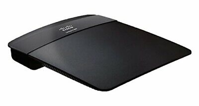 CISCO LINKSYS E1200 Wireless N300 Wi Fi Router with 4 Port Switch