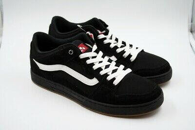 Details about Vans BAXTER BlackWhiteGum Men's Shoes Size 12