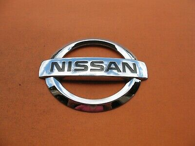 Nissan Altima trunk emblem badge decal logo rear OEM Genuine Factory Stock