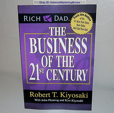 NEW The Business of the 21st Century Paperback Rich Dad Robert T. Kiyosaki
