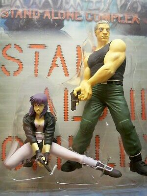 Ghost In The Shell: Stand Alone Complex - Figurenset - Alpha Vice - Figur Figure