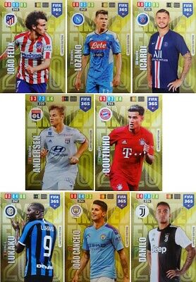 Fifa 365 2019 Update  Panini Adrenalyn Xl Limited  Dumfries