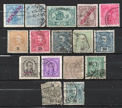 Portugal & colonies very nice mixed era collection ,stamps as per scan(6604)