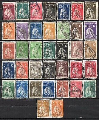 Portugal & colonies very nice mixed era collection ,stamps as per scan(6605)