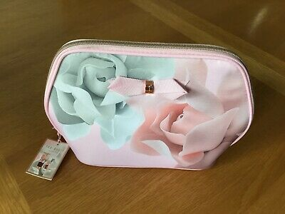 BNWT Ted Baker Porcelain Opulence Gift Set Toiletries Bag Mothers Day Gift