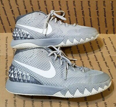 buy popular 41b30 6792c Nike Kyrie 1 Wolf Boys Girls Kids Youth Sneakers Shoes Size 6.5Y