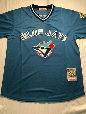 Joe Carter Toronto Blue Jays Replica Throwback Stitched Jersey Mens Sizes S-XL