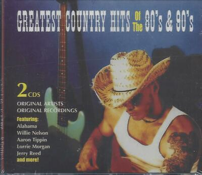 20 COUNTRY HITS 80s&90s/Earl Thomas Conley/VARIOUS ARTISTS/New 2-CD Set