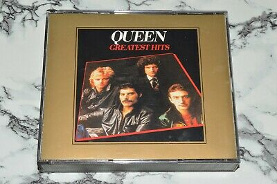 Queen - Greatest Hits I (One / 1) + II (Two / 2) -- (2-Disc CD Set)