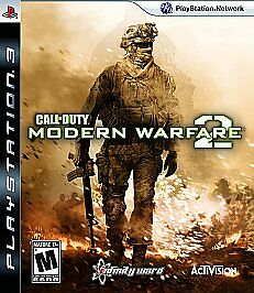 Call of Duty: Modern Warfare 2 - Playstation 3 Video Games Used -