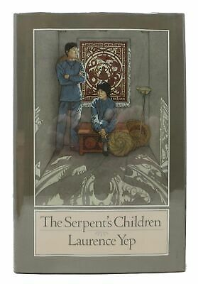 Laurence Yep / The SERPENT'S CHILDREN Signed 1st Edition 1984