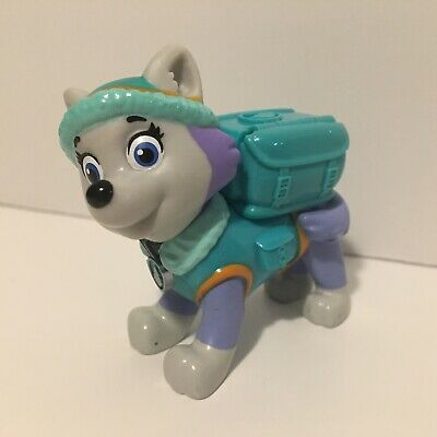 Hard to Find PAW PATROL Action Pack Pup Husky EVEREST
