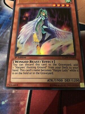 lcjw harpy queen-fr094 1st Yu-gi-oh
