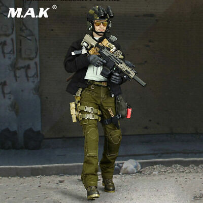 "EASY/&SIMPLE ES 26029 1//6 US Army PMC Persona Head Sculpt F12/"" Male Action"