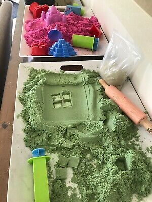 Magic Sand Plus Shaping Tools (Trays Not Included)