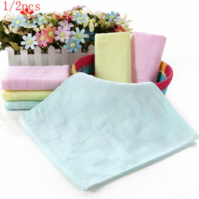 1Pc/Pack Baby Newborn Face Washers Hand Towel Cotton Feeding Wipe Wash Cloth