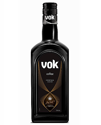 Vok Coffee Liqueur 20% 500mL FAST DELIVERY & FREE SHIPPING
