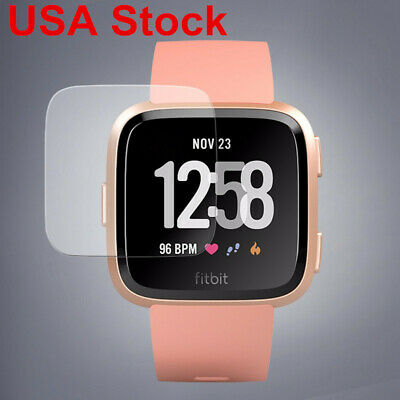 For Fitbit Versa Smart Watch Tempered Glass Film Screen Protector 0.26mm US