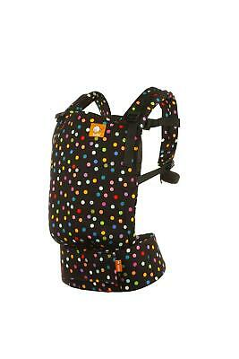 Baby Tula Free-To-Grow Canvas Baby Carrier (Confetti Dot) Free Shipping!