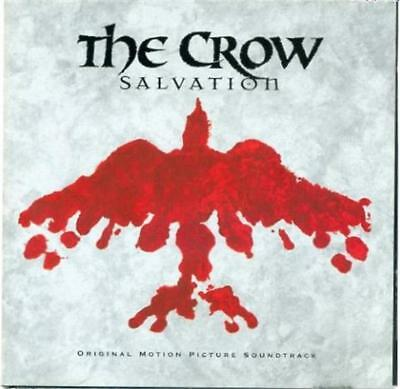 THE CROW Salvation CD Soundtrack Filter Hole Rob Zombie Kid Rock Monster Magnet