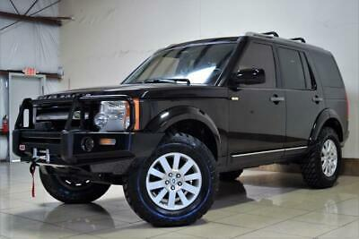 2009 Land Rover LR3 LIFTED 4X4 OFF-ROADING 2009 Land Rover LR3 HSE LIFTED SAFARI ARB BUMPER WINCH NAV HEATED SEAT MUST SEE