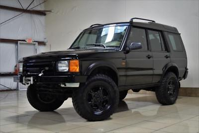 1999 Land Rover Discovery LIFTED 4X4 OFFROADING 1999 Land Rover Discovery Series II LIFTED 4X4 FRONT & REAR BUMPER WINCH MUST SE