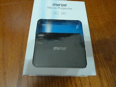 """Brand New Miroir Micro Projector 50"""" image LED MP30"""