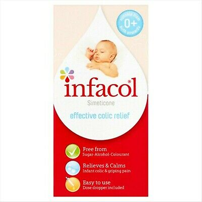 Infacol Baby Colic Relief Drops 55ml