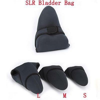 Neoprene Camera Liner Bag Case Cover Pouch Package Protector For DSLR TO