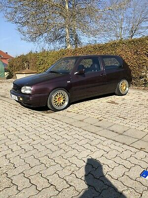 Golf 3 vr6 syncro highline 3trg